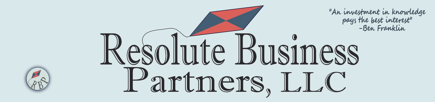 Welcome to Resolute Business Partners, LLC.